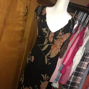 Guess Two Piece Floral Dress